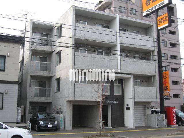 札幌市東豊線 豊平公園駅(徒歩16分)