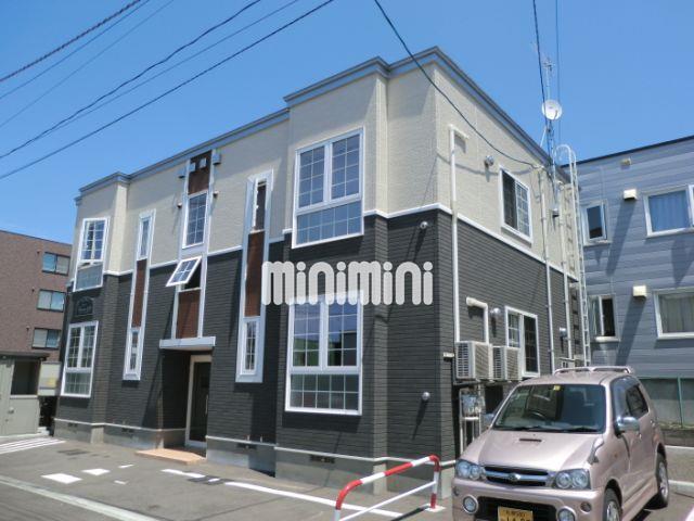 札幌市東豊線 新道東駅(徒歩10分)