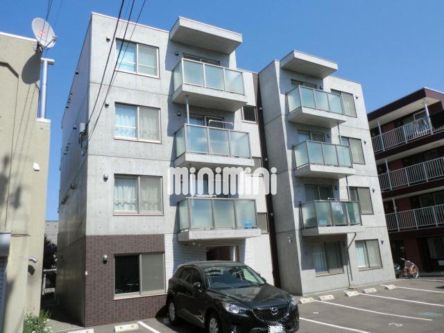 札幌市東豊線 新道東駅(徒歩8分)