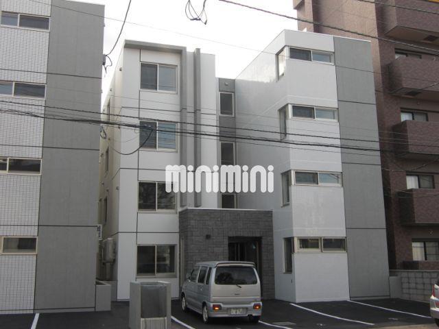 札幌市南北線 麻生駅(徒歩6分)