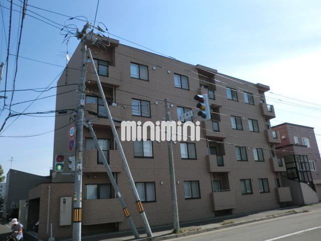 札幌市東豊線 東区役所前駅(徒歩11分)