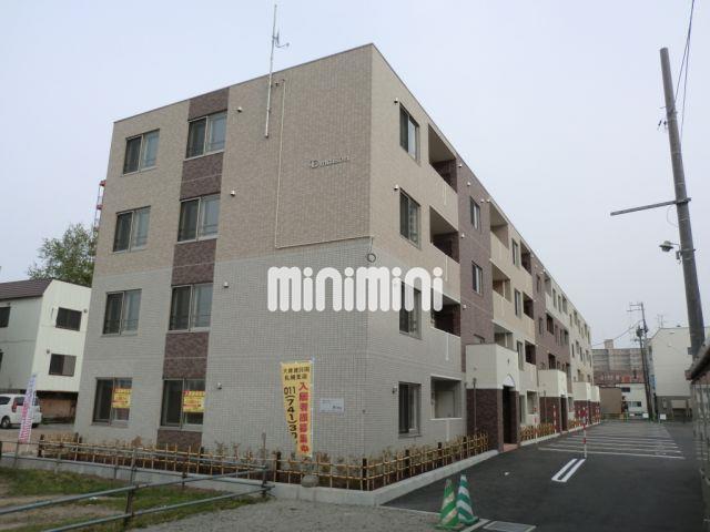 千歳線 苗穂駅(徒歩8分)