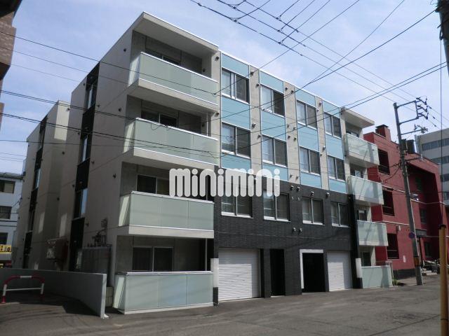 札幌市東豊線 学園前駅(徒歩18分)
