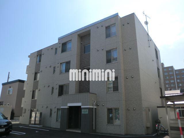 札幌市東豊線 東区役所前駅(徒歩13分)