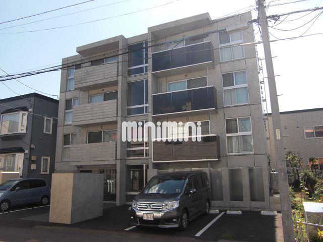 札幌市南北線 北34条駅(徒歩12分)