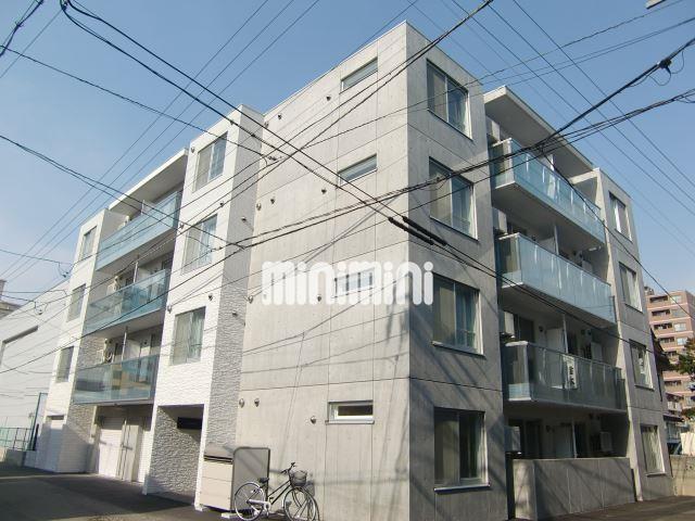 札幌市軌道線 中央区役所前駅(徒歩7分)