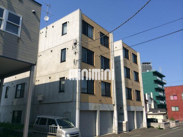 札幌市東西線 琴似駅(徒歩9分)、函館本線 琴似駅(徒歩15分)