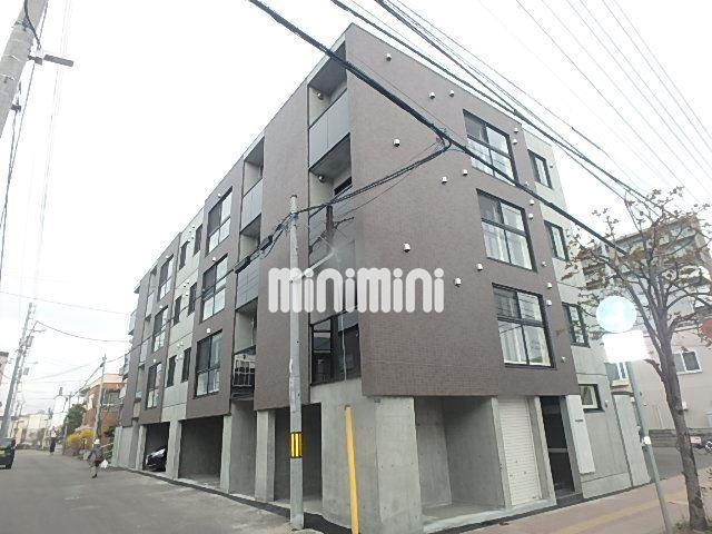 札幌市東西線 琴似駅(徒歩18分)
