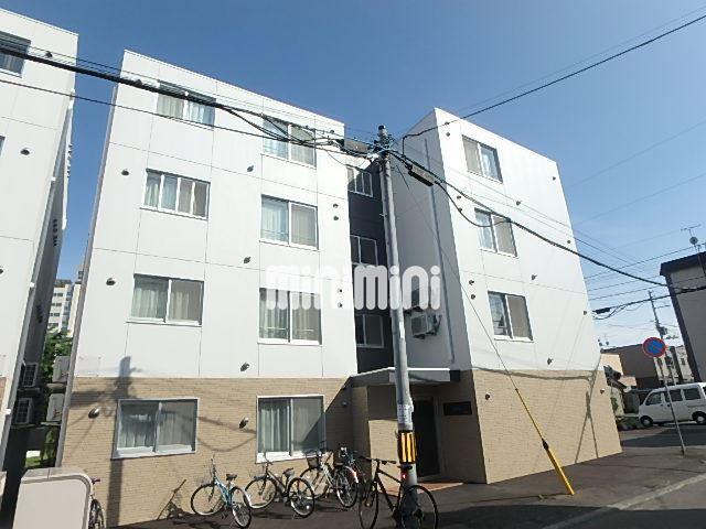 札幌市東西線 白石駅(徒歩8分)