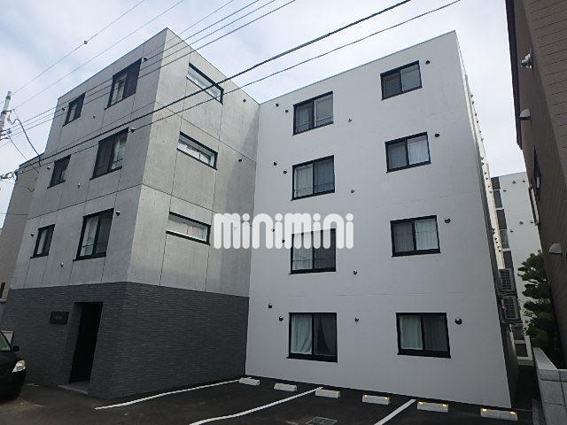 札幌市軌道線 西線9条旭山公園通駅(徒歩2分)