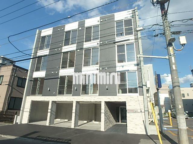 札幌市軌道線 西線6条駅(徒歩6分)