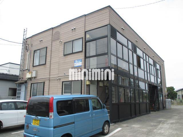 青い森鉄道 青森駅(バス25分 ・聴覚障害者情報センター前停、 徒歩8分)