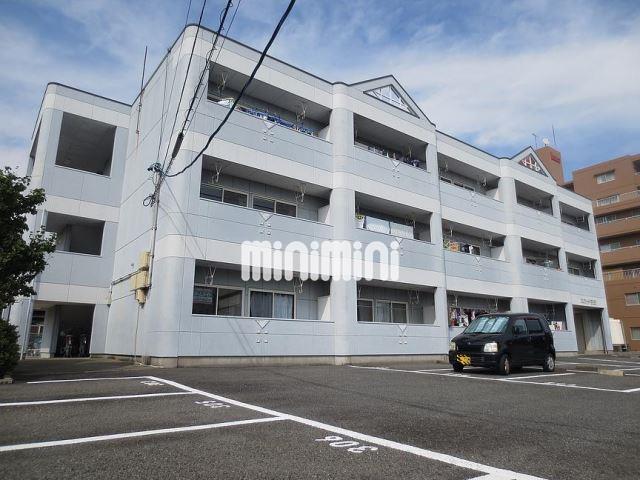 名鉄尾西線 日比野駅(徒歩1分)