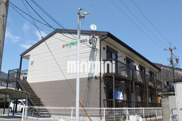 中央本線 春日井駅(バス20分 ・上田楽町北停、 徒歩3分)