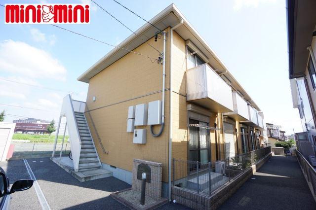 名鉄豊川線 八幡駅(徒歩6分)