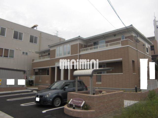 名鉄小牧線 楽田駅(徒歩3分)