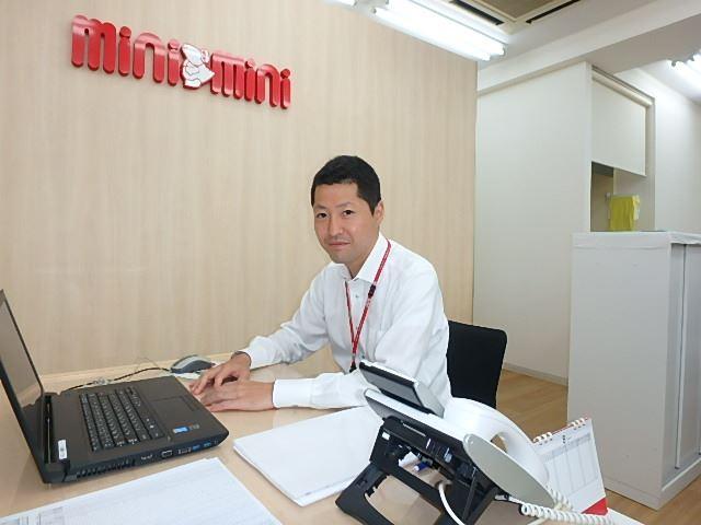 ミニミニ札幌駅北口店スタッフ