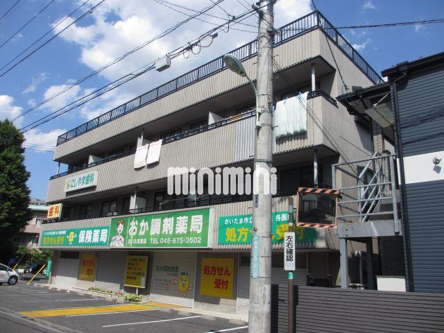 京浜東北・根岸線 北浦和駅(バス17分 ・市立病院停、 徒歩2分)