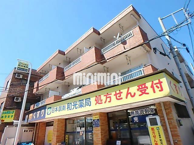 東京地下鉄有楽町線 地下鉄成増駅(徒歩14分)