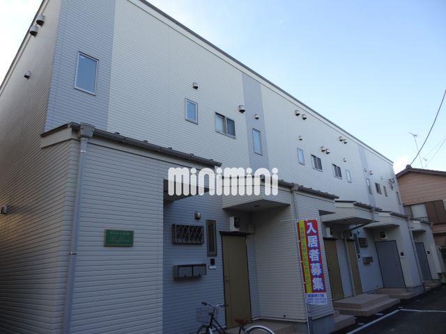 東武鉄道東上線 新河岸駅(徒歩3分)