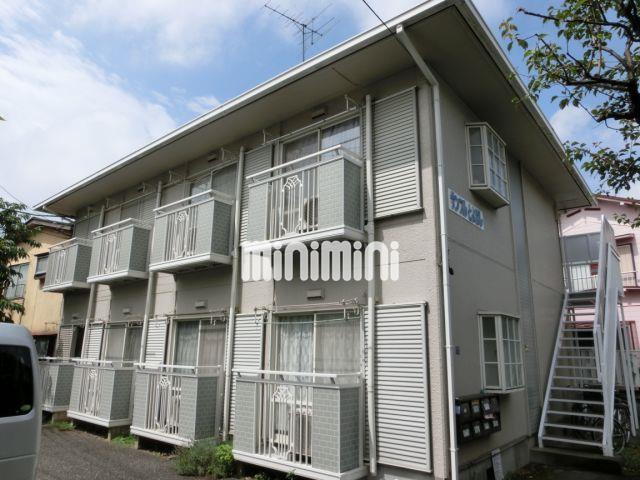 中央本線 武蔵小金井駅(徒歩14分)