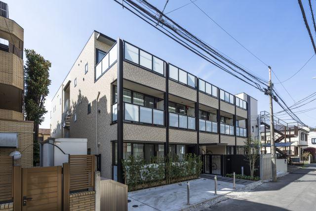 東京地下鉄丸ノ内線 東高円寺駅(徒歩5分)