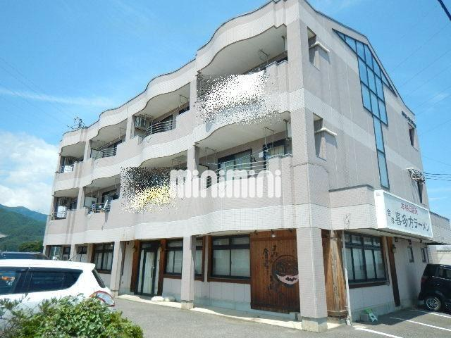 篠ノ井線 松本駅(バス35分 ・山形村役場停、 徒歩3分)