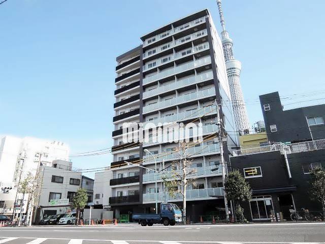 東武伊勢崎・大師線 東京スカイツリー駅(徒歩6分)