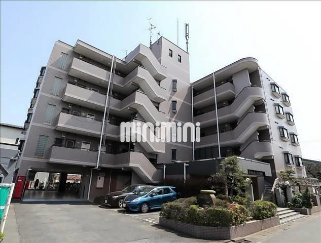 南武線 武蔵新城駅(徒歩8分)