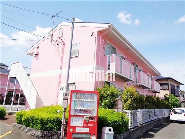 名松線 上ノ庄駅(徒歩30分)
