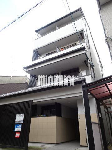 京都市東西線 二条城前駅(徒歩18分)