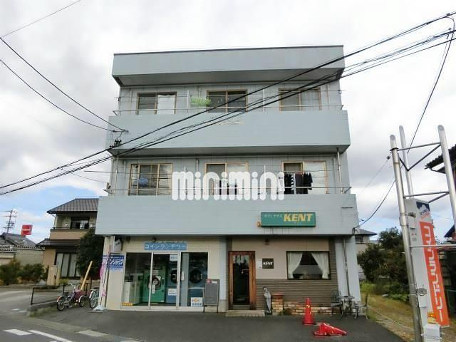 バス・神戸町役場前停(徒歩1分)