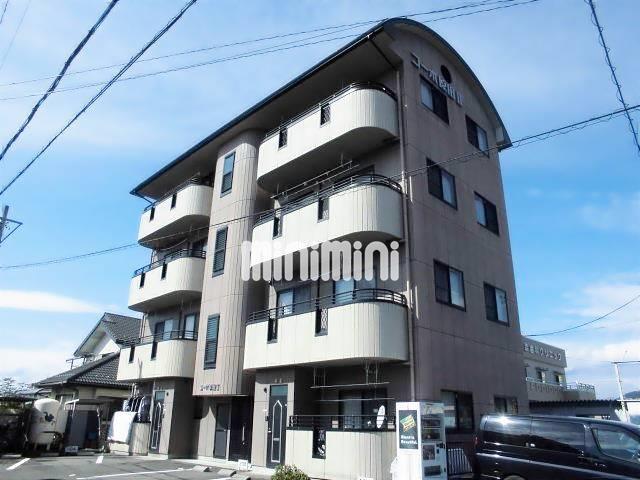 バス・山県警察署前停(徒歩1分)
