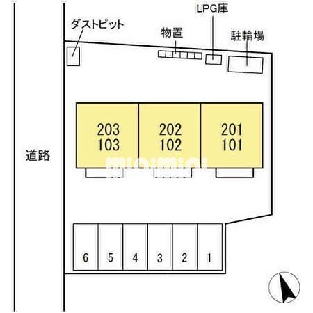 名鉄竹鼻・羽島線 柳津駅(徒歩12分)
