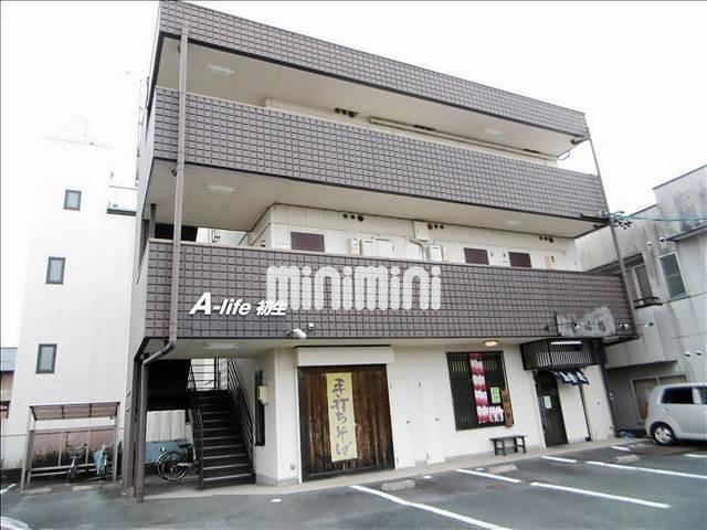 バス・初生大橋停(徒歩1分)