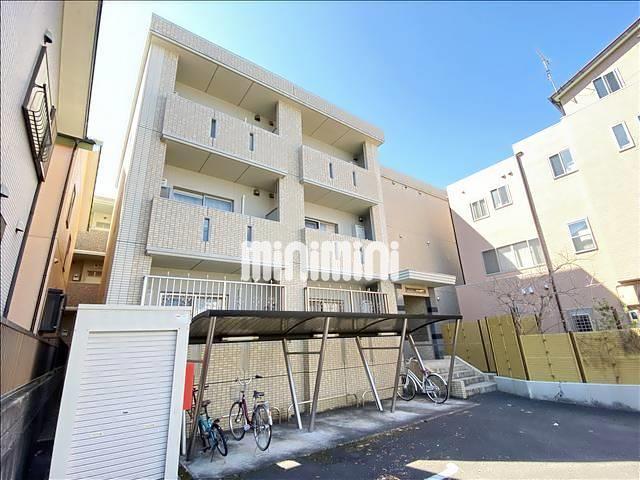 静岡鉄道静岡清水線 県立美術館前駅(徒歩6分)