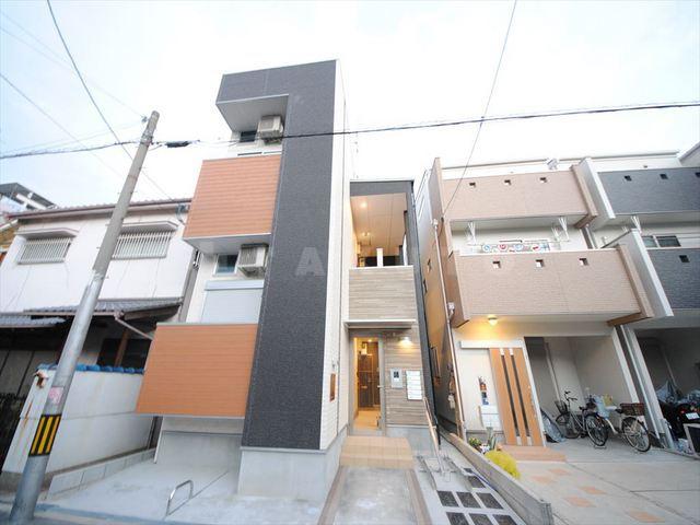 大阪市今里筋線 清水駅(徒歩3分)