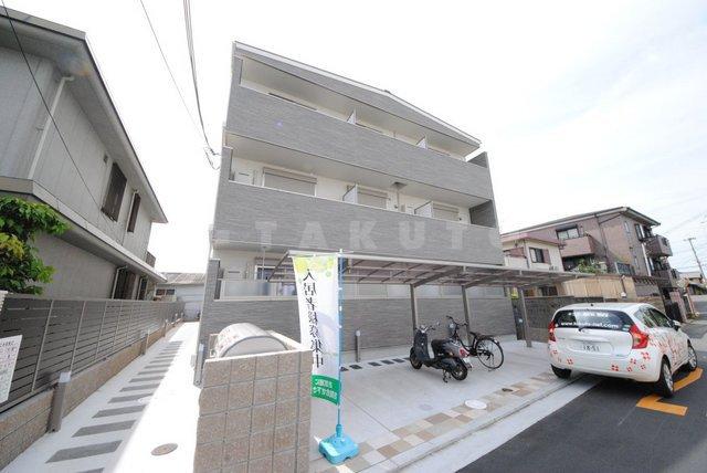 大阪市今里筋線 井高野駅(徒歩18分)
