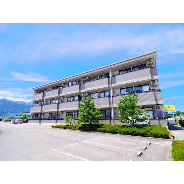 大糸線 信濃松川駅(徒歩14分)