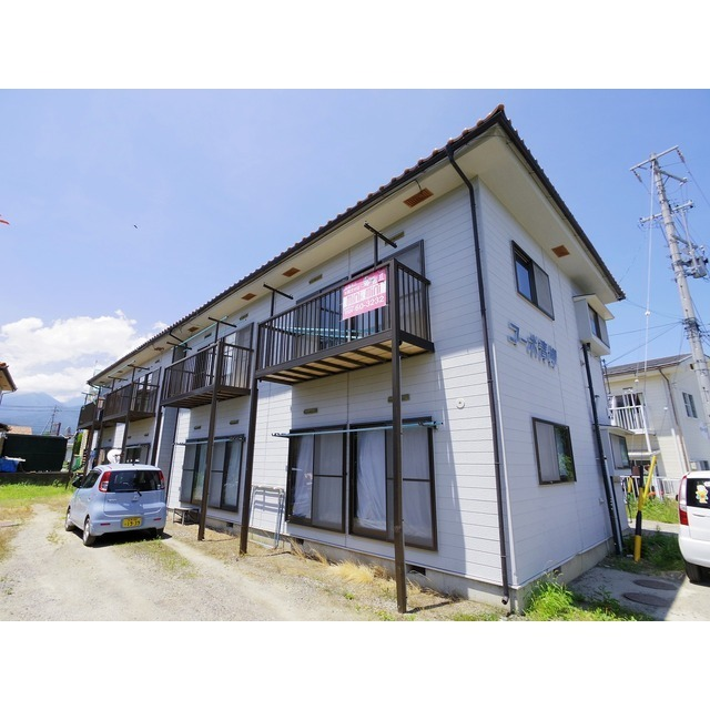 大糸線 豊科駅(徒歩31分)