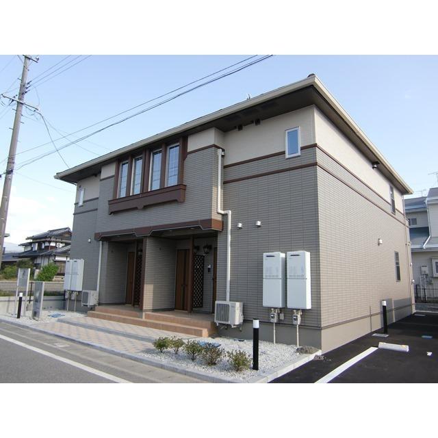 大糸線 南豊科駅(徒歩8分)