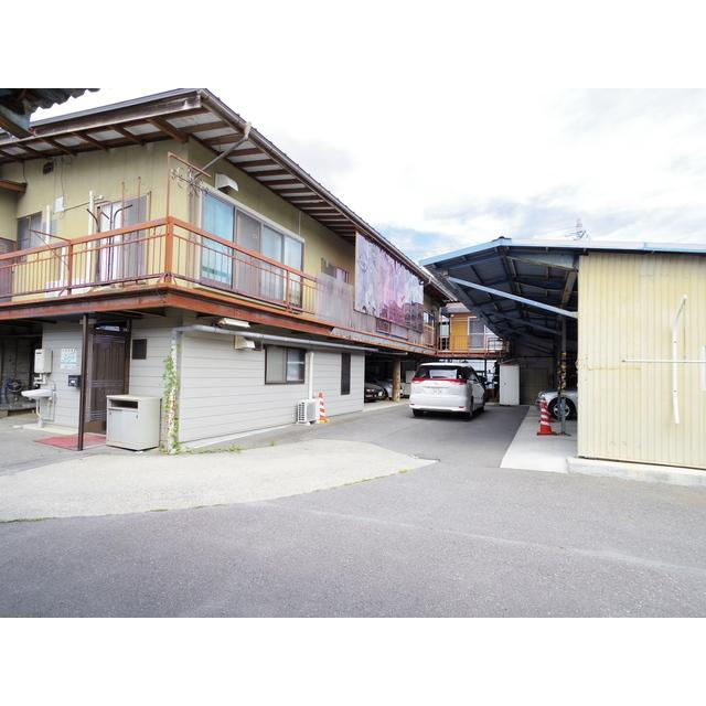 篠ノ井線 聖高原駅(徒歩3分)