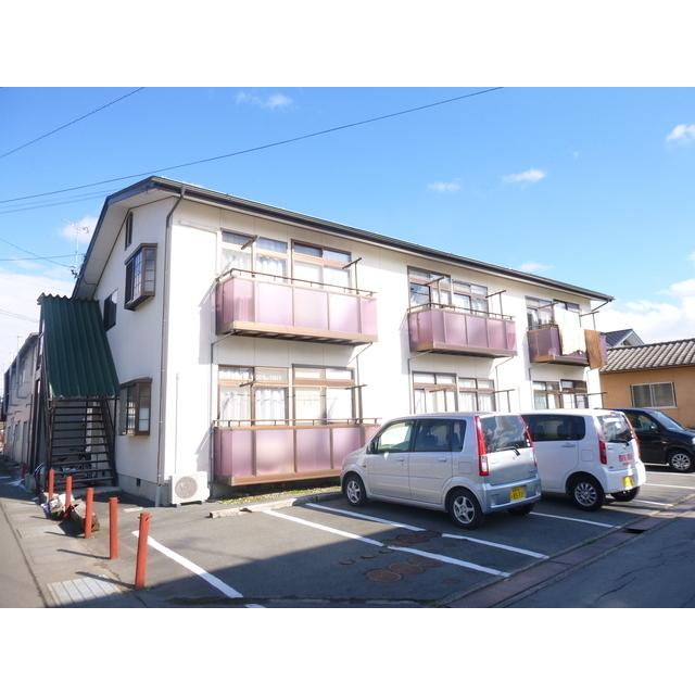 長野電鉄長野線 須坂駅(バス6分 ・境沢停、 徒歩5分)