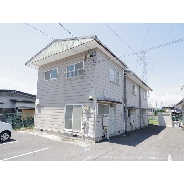 長野電鉄長野線 信州中野駅(徒歩2分)
