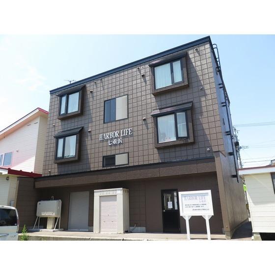 函館本線 五稜郭駅(徒歩41分)