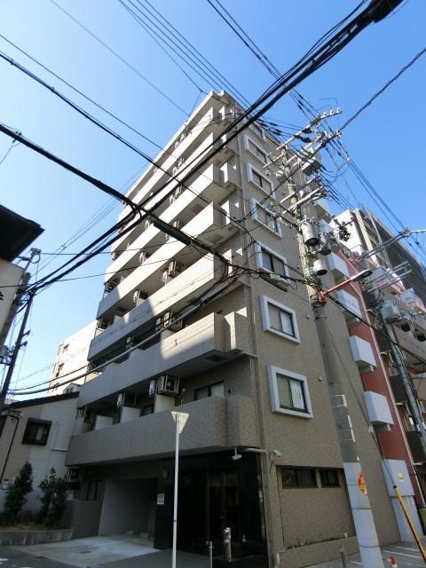大阪環状線 森ノ宮駅(徒歩4分)