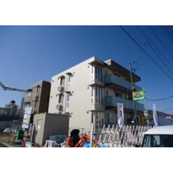 広島電鉄宮島線 楽々園駅(徒歩11分)