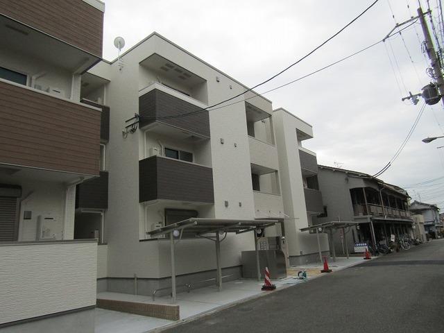 近鉄南大阪線 針中野駅(徒歩12分)