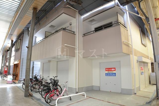 近鉄南大阪線 北田辺駅(徒歩1分)