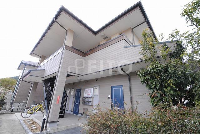 叡山電鉄 京都精華大前駅(徒歩3分)